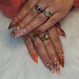 Shurbert crystal nails
