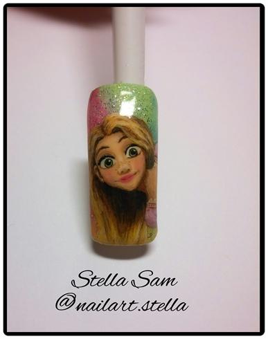 Princess Rapunzel!!