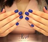Blue Sparkle!!