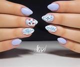 Tiles nails