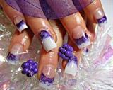 Frosty Purple