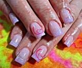 Powdered Sugar Pink