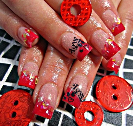 Sexy Red Valentine