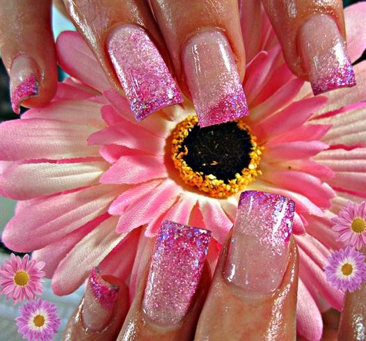 Pink Icing