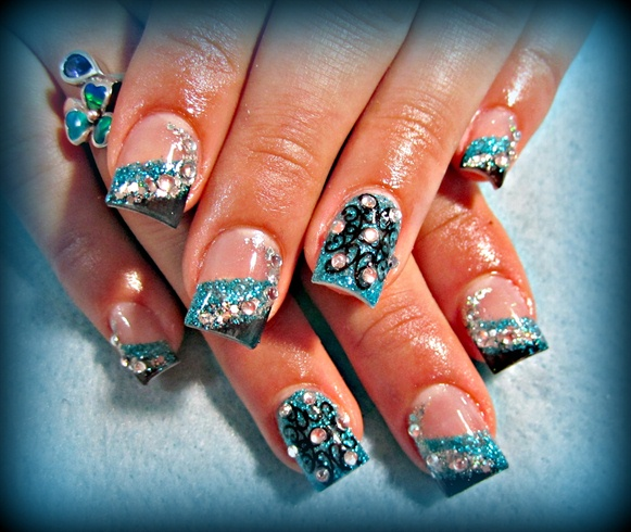 Waves of Sparkle