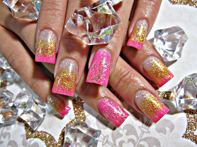 Pink'n'gold