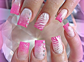 Girly Zebra