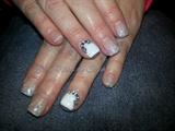 white opals