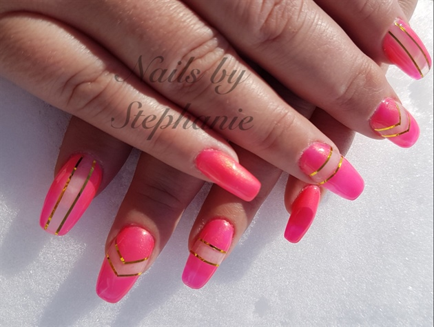 Negative Pink!