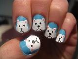 Sad Polar Bears