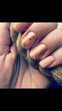 Gold Foil Nudes