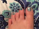 Mermaid Toes :)