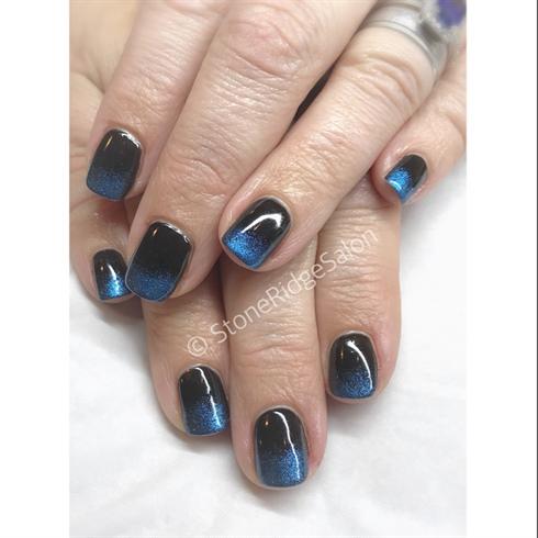 Black & Blue 🖤💙