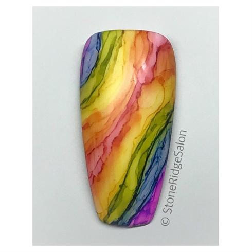 Rainbow Granite 🌈