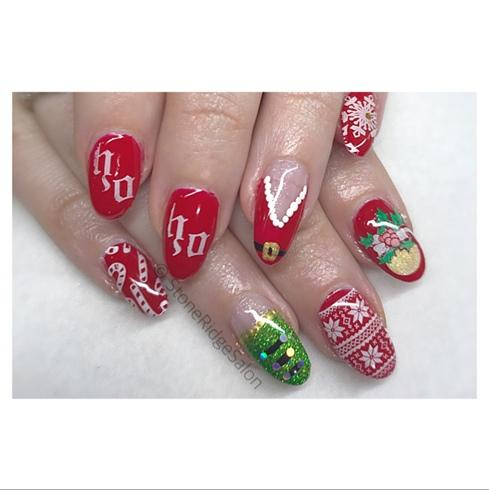Ho Ho...Ho?