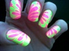 fluorescent Marble