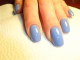 Plain Essie Blue