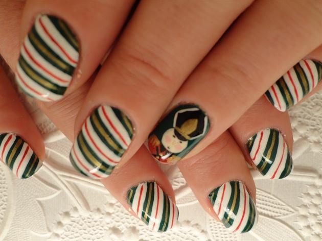 Nutcracker Inspired By Mrsdrensmith 3 Nail Art Gallery