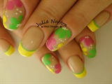 Spring Flower Nails 2