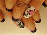 Metal Mulisha Nails