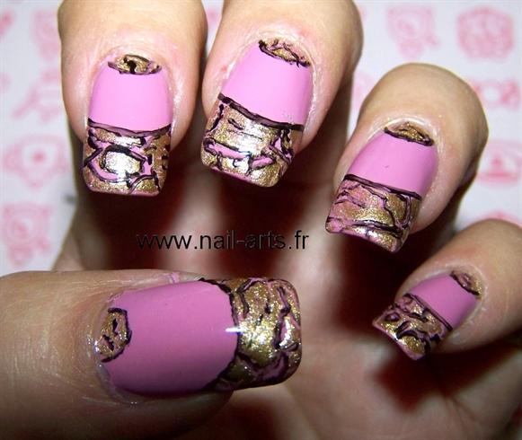 3д дизайн ногтей