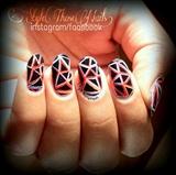 Abstract Pattern Nails