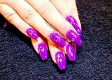 purple marilyn