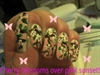 continuous design: Cherry blossoms