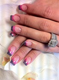 Purple & Pink Twist