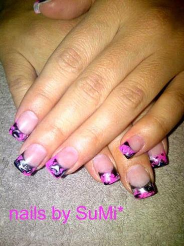 pink & black*