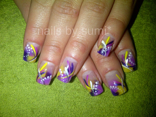 funky purple*2