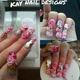 Texas nails