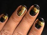 Glequin Nails - Party Nail style