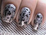 Grunge Acid Metal Nails - Sexy Nail Poli