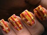Seaside Sunnies - Nail Polish Designs L