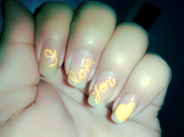 I love you💜