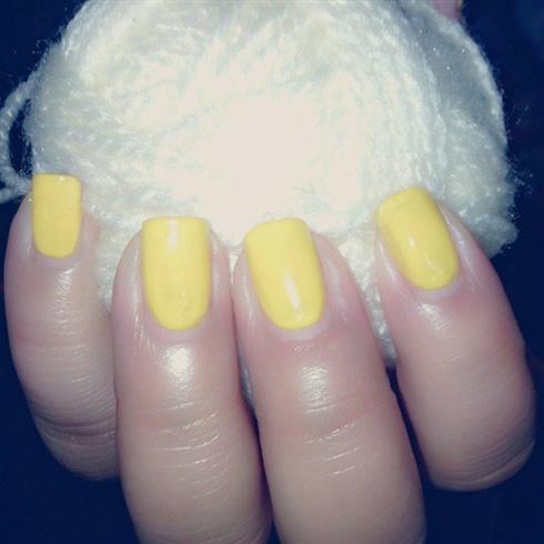 Lucky yellow