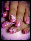 Pink glitter Blend