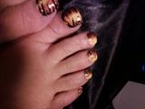 tiger toes