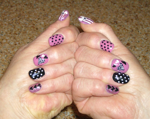 Dots for V-Day!