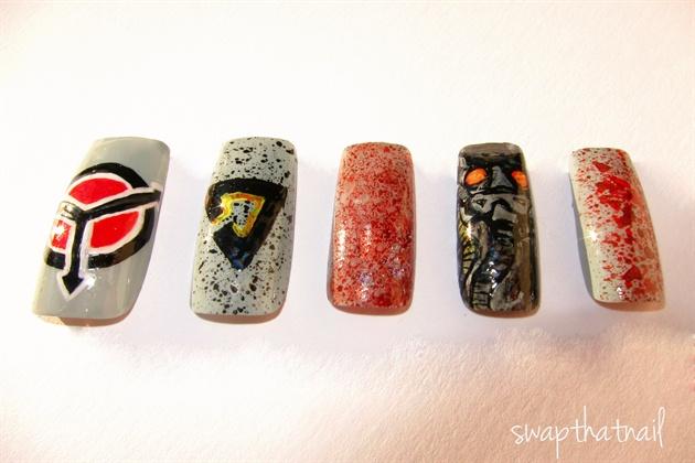 Killzone Nails