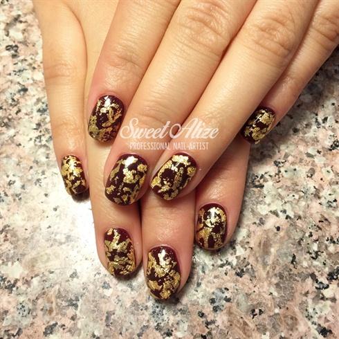 Gold Foil!