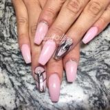 Pink Acrylic Powder!