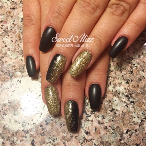Gold Loose Glitter!