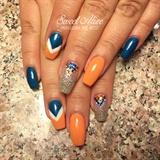 Broncos Nails!