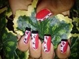 LADY N RED