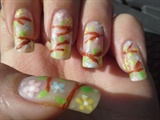 Matte Flowers with Dew