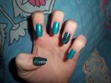 blue & black w/ zebra