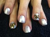 Freehand Monarch Butterflies