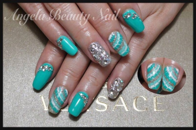 Tiffany Blue!